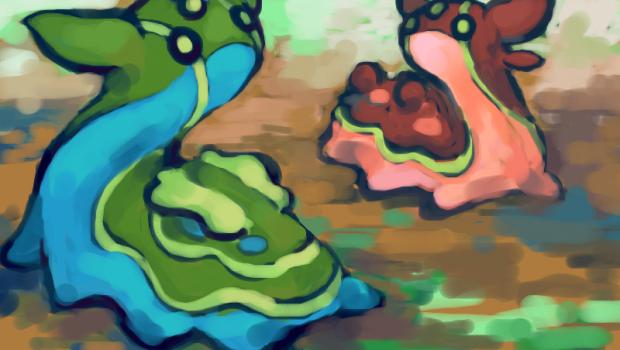 gastrodons